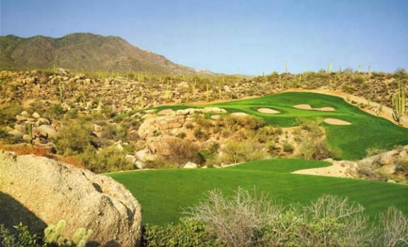 golf desert