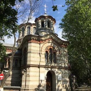 Moldova Church