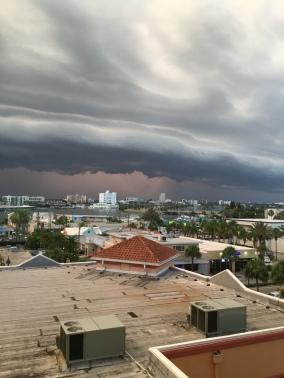 Alien Storm Cloud