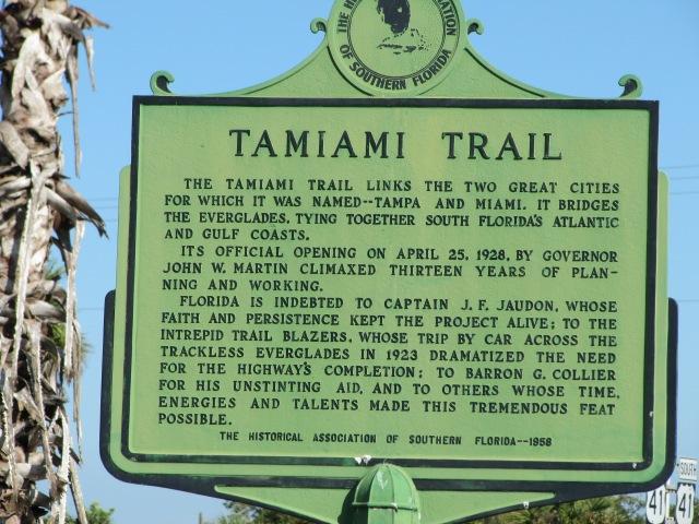 tamiami trail