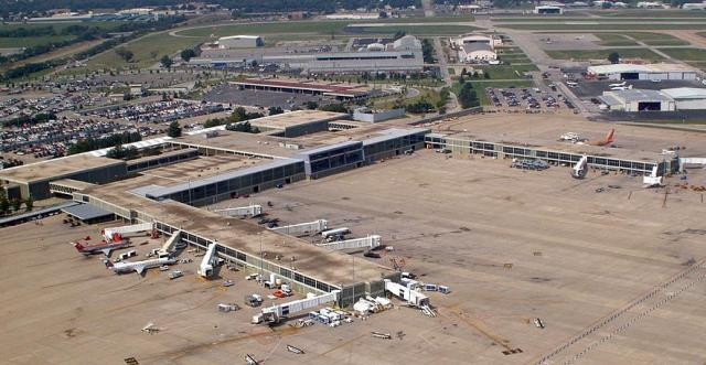 Tulsa Airport