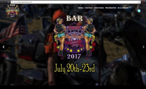 Adult Bike Rally - Texas
