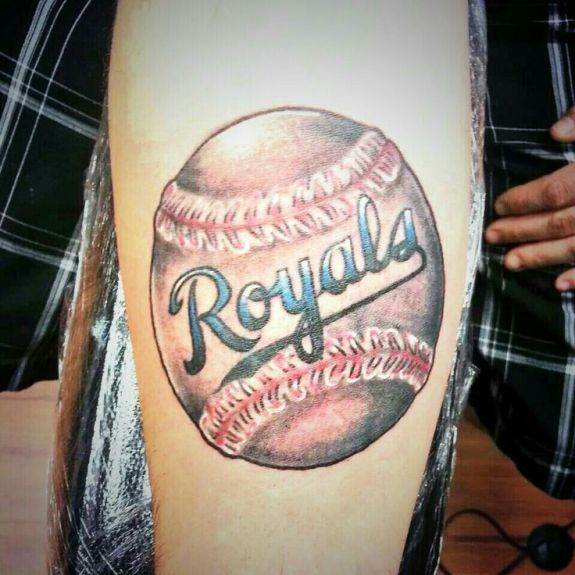 KC Royals Tat