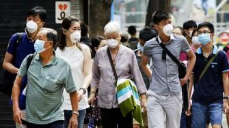 China maskes