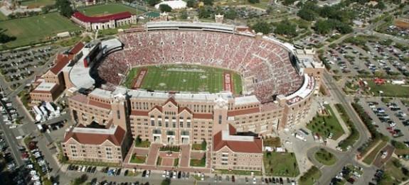 Current stadium