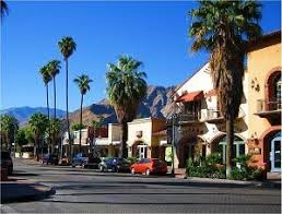 Downtown Palm Springs
