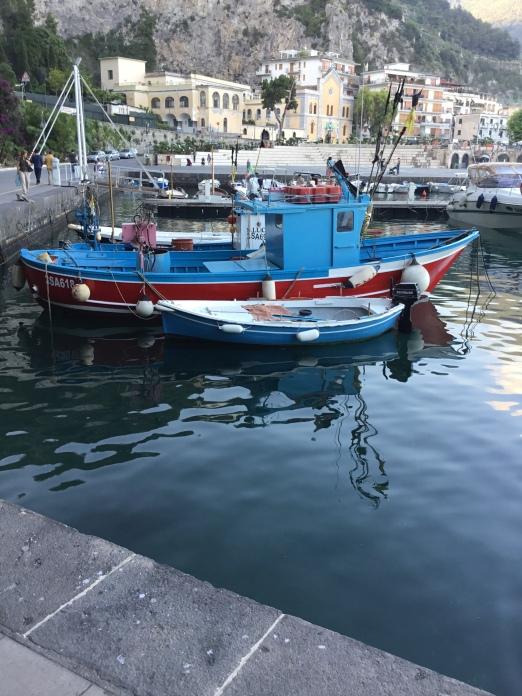 Majori Blue Boat