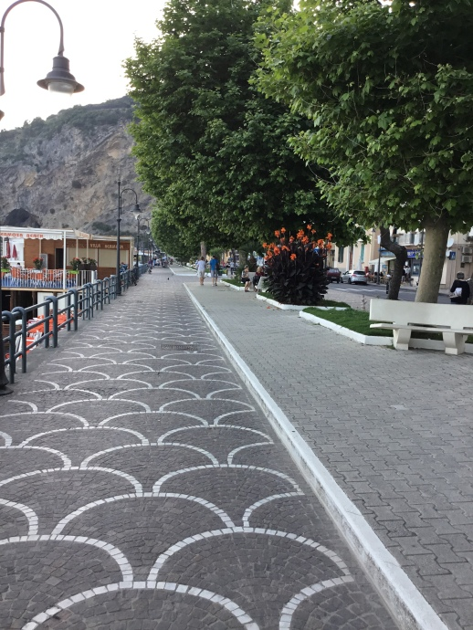 Majori Stone Path