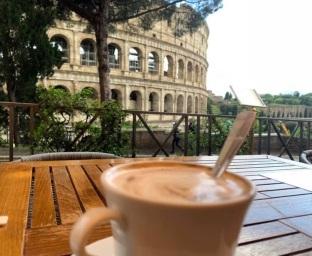 colosseum cafe
